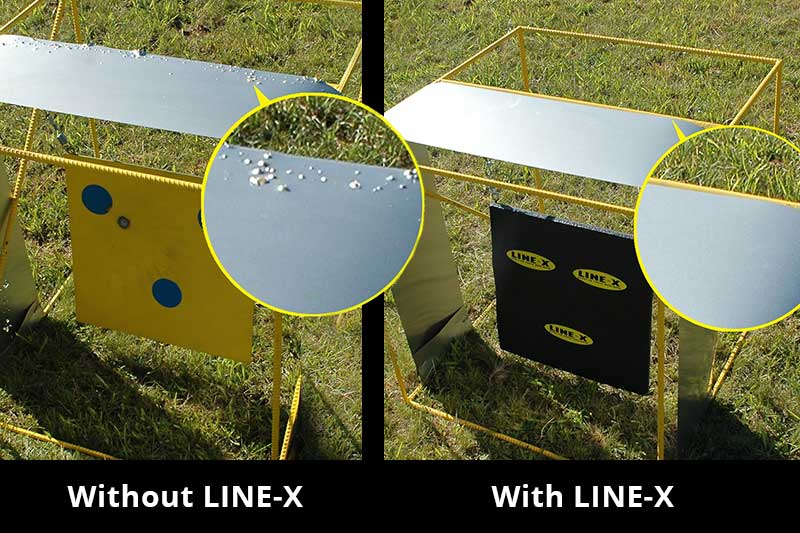 Spall Lining Protection With PX-2100 – PAXCON by LINE-X